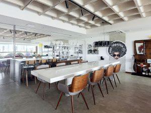a área social  |  sala de jantar