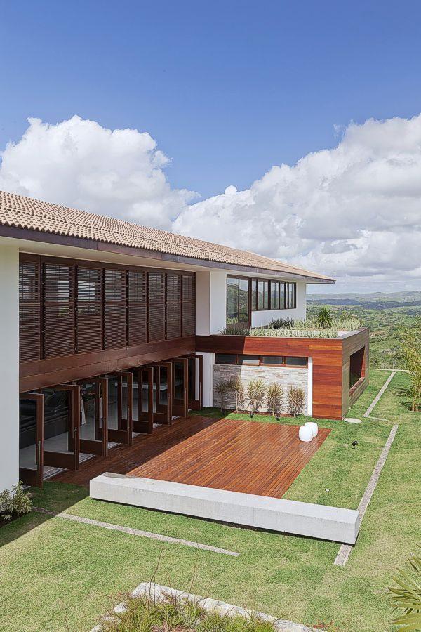 casa de campo | santos & santos arquitetura