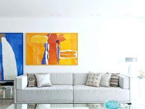Carlos Pragana  |  acrílica e papel sobre tela