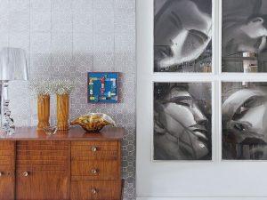 da série Tinta Cabeças  |  Gil Vicente  |  nanquim sobre papel