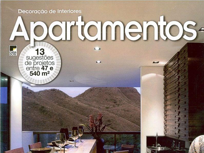 arquitetura de Interiores  —  apartamentos