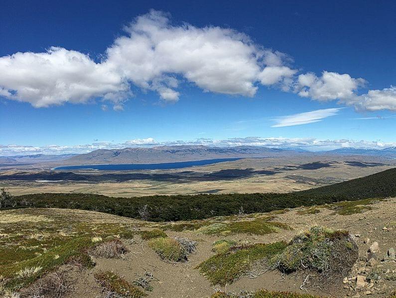 através da patagônia