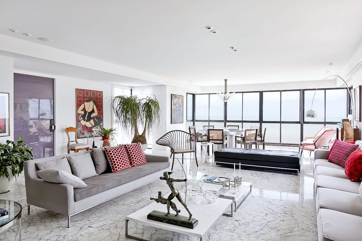 em breve na galeria de arquitetura residencial | apartamento de cobertura