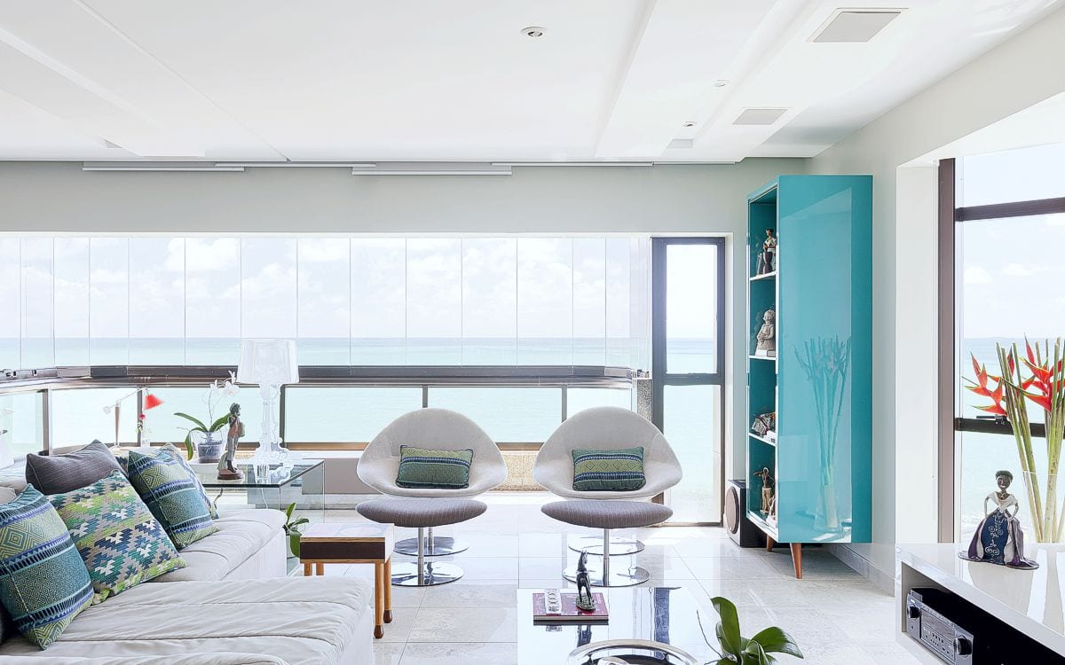 em breve na galeria de arquitetura residencial | apartamento