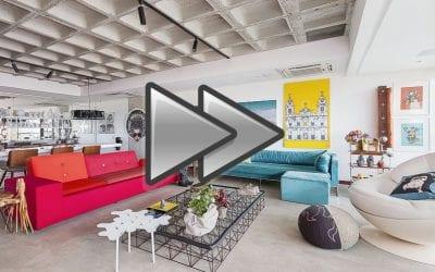 fast forward  |  apartamento