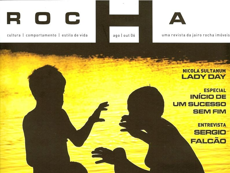 rocha magazine