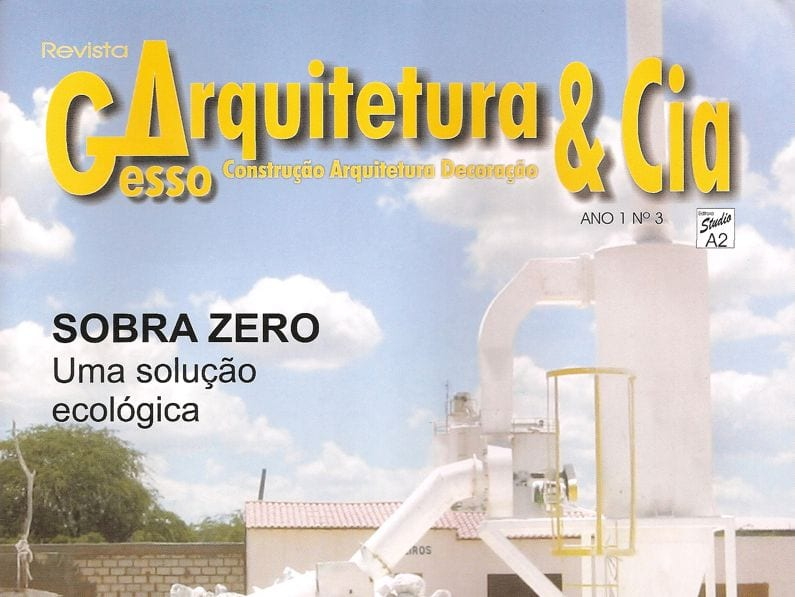 gesso, arquitetura & cia