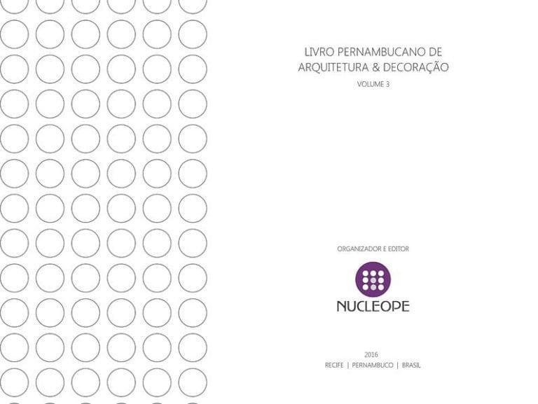 livro pernambucano de arquitetura e decoração